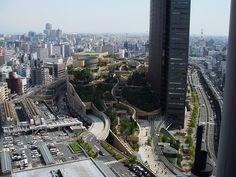 Namba Park - Osaka