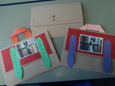 Turn a card document folder into a satchel as a handy topic work folder! Great for a Victorian school children topic! Victorian History, Victorian Homes, Primary History, Work Folders, Children Of The Revolution, School Organisation, Great Fire Of London, Class Displays, Parent Teacher Conferences