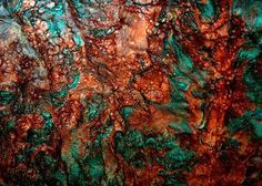 Copper & turquoise metallics are available at http://countertopepoxy.com!