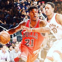 Vote for Jimmy Butler for 2016 NBA All Star Game in Toronto