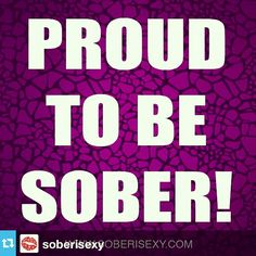 Sober is sexy & I'm in recovery! Sobriety Quotes, Recovery Quotes, Addiction Help, Addiction Recovery, Addiction Quotes, My Emotions, Feelings, Learned Helplessness, Live