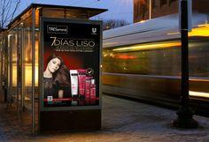 OPI comunicando el lanzamiento de la nueva línea 7 DIAS LISO. 2014. Unilever Opi, Broadway Shows, Point Of Sale