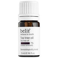 belif - Tea Tree Oil #sephora