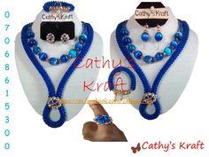Traditional occassion bead - Naija #Nigerian_beads