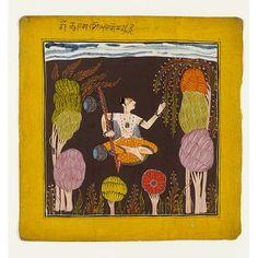 Painting - Goda Raga