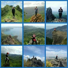 The struggle is real but its all worth it.Looking forward for more mountain adventure. #9phmountain