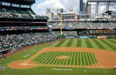 Seattle- Safeco Field