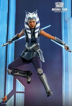 Star Wars Concept Art, Star Wars Fan Art, Ahsoka Tano, Anakin Skywalker, Clone Wars, Ashoka Star Wars, Obi Wan, Coleccionables Sideshow, Female Jedi