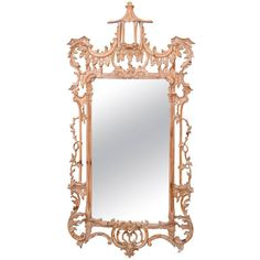 Vintage Mirror Fair Carved Mirror available for sale at Atelier1505.com