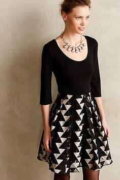 Gideon Embroidered Dress - anthropologie.com #anthrofave
