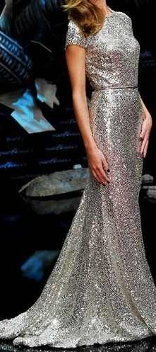 Naeem khan gown sparkle!