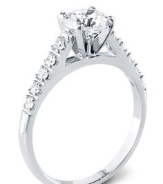 10.33 Ct Ct Round Cut G-VS2 Diamond Anniversary Ring - Click to find out more - http://gioweddingrings.com/10-33-ct-ct-round-cut-g-vs2-diamond-anniversary-ring/ COMMENT.