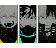 My Hero Academia Episodes, My Hero Academia Shouto, Hero Academia Characters, Otaku Anime, Anime Art, Bakugou And Uraraka, Bakugou Manga, Hero Wallpaper, Anime Boyfriend