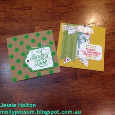 Crazy Crafters TPH #JessieHolton #MollyPossumCreations #StampinUp #CrazyCrafters #SixSidedSampler #TagsandLabels
