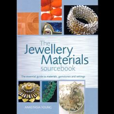 The Jewellery Materials Sourcebook, SIGNED COPY