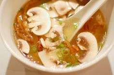 Japanese Onion Soup - just like the one from the Japanese Steakhouses - Benihana #RecklessAbandon