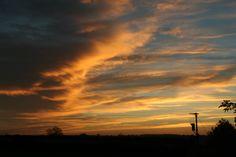 Grendon, Northamptonshire  -  sunset (c) R Neil Marshman