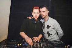 EVDK DJ set for Belstaff party during Milan Design Week 2016 #djset #milan #designweek #entertainment #crescenziandco