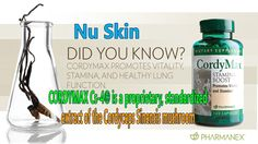 Nu Health Beauty - Nu Skin CORDYMAX CS-4❤