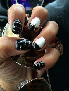 New nails by Sarah!!