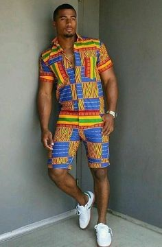 If you're on a search for Nigerian Ankara styles for men that will turn you into a best-dressed man anywhere you go,you are on the site,Cos we have the latest and most elegant Ankara styles for men that will give you that great look you desire. African Inspired Fashion, African Print Fashion, African Fashion Dresses, Ankara Fashion, Africa Fashion, Tribal Fashion, African Fashion For Men, Fashion Outfits, Fashion Sale