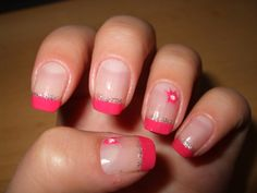 variations of french manicure | french manicure2
