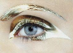 Golden eye.
