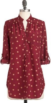 Hosting for the Weekend Tunic http://www.modcloth.com/shop/blouses/hosting-for-the-weekend-tunic-in-merlot