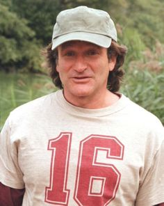 Robin Williams on the set of Deconstructing Harry in Picture: Startraks Photo/REX Madame Doubtfire, Robin Williams Quotes, All Robins, Physical Comedy, Mork & Mindy, Best Supporting Actor, People Laughing, Stand Up Comedy, Actor