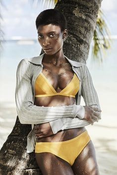ELLE Malaysia August 2017 Mame Camara photographed by Dan smith | fashion editorial fashion photography