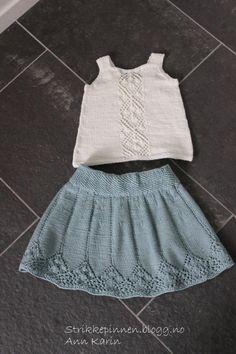 454 Likes, 56 Comments - Hanne Kids Knitting Patterns, Knitting For Kids, Baby Knitting, Crochet Baby, Knit Crochet, Knitted Jackets Women, Baby Kind, Knit Skirt, Little Girl Dresses