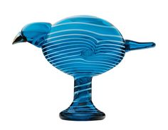 iittala Toikka New York City Bird Named after the city it's inspired by, the New York bird is special both in story and production. Only 200 numbered birds were made in the five-city collection, in which Oiva Toikka collaborated with k.