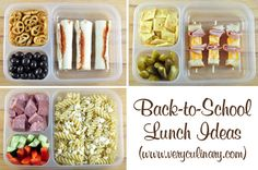 Grateful for these much-needed back-to-school lunch Ideas! Kidfolio - the app for parents - kidfol.io