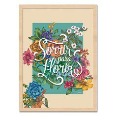 Sorrir para Florir