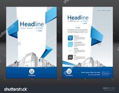 Brochure Template Design. Concept Of Architecture Design. Vector Illustration - 337104839 : Shutterstock