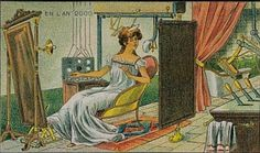 what they thought the future would be like in 1910!