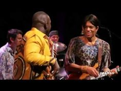 Stanley Jordan & Friends, Dudu Lima and Habib Faye Band, Mercy, Mercy, M...