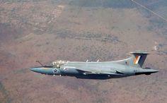 ☆ South African Air Force ✈24 Sqn Buccaneer 421 MK5