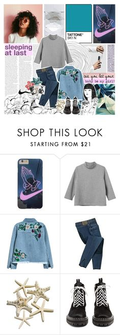 """@thenewgirl3 ♥ INSPIRED SET (7)"" by emmas-fashion-diary ❤ liked on Polyvore featuring GET LOST, Monki, H&M, Proenza Schouler and Assouline Publishing"