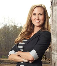 Korie Robertson - behind every good man is an awesome woman