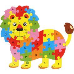 quebra cabeca para crianças de 3 anos - Pesquisa Google