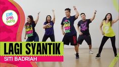 Lagi Syantik by Siti Badriah Dance Fitness, Zumba Fitness, Health Fitness, Zumba Workout Videos, Zumba Instructor, Thyroid Diet, Dance Studio, Live Love, Don't Forget