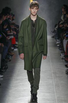 Bottega Veneta menswear fashion collection, autumn/winter 2014