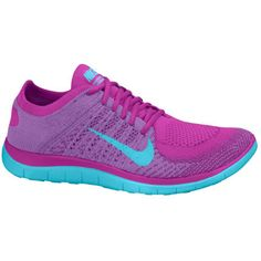 Nike Women's Free 4.0 Flyknit Shoes - SP15