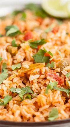 Best Easy Mexican Rice