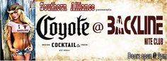 Coyote Frozen cocktails, Southern Alliance and Backline Night Club Margate, FRI 25 Oct Free Vodka Win a party with 30 friends! Win A House, Frozen Cocktails, Party Poster, House Party, Night Club, Vodka, Southern, The Originals, Friends