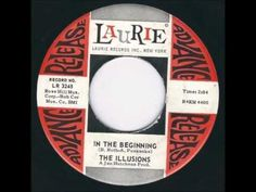 ILLUSIONS - IN THE BEGINNING - LAURIE 3245 - 1964