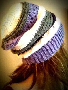 Cute #crochet hat by Catherine Richardson