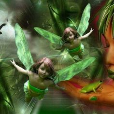 christmas fairy pictures and quotes My Fantasy World, 3d Fantasy, Fantasy Fairies, Fantasy Women, Dark Fantasy, Fairy Land, Fairy Tales, Fairy Dust, Image Facebook