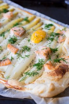 Ground Beef Keto Recipes, Pizza, Savoury Baking, Food Decoration, Asparagus Recipe, Dutch Recipes, Spring Recipes, Fish Dishes, Food For Thought